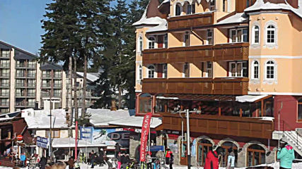 Rila Mountain, Borovets Ski Resort / Рила планина, Ски курорт Боровец 016
