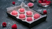 Бонбони от кокос и малини | Бон Апети | 24Kitchen Bulgaria