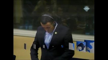 Трибуналът в Хага оправда бившия премиер на Косово Рамуш Харадинай и го освободи от затвора
