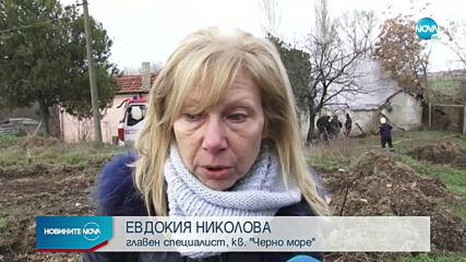 37-годишен мъж загина при пожар в Бургас