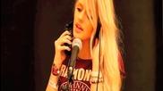 Прекрасна! Едно момиче с вълшебен глас ! We Found Love - Rihanna cover - Beth