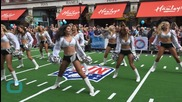 Pom-pom Pay: California Bill Gives Cheerleaders Minimum Wage