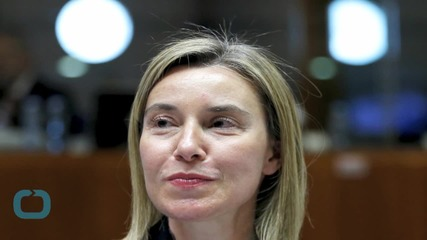 Europe Wants Central Role in Middle East Peace, Mogherini Says
