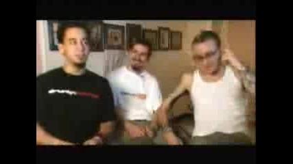 Интервю С Linkin Park