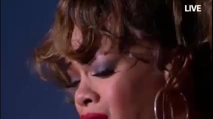 Rihanna - Love The Way You Lie Live @ Rock in Rio
