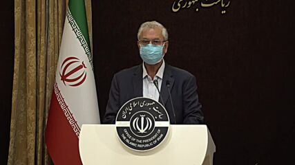 Iran: Spox Rabiei highlights COVID, climate change challenges for incoming govt in last briefing