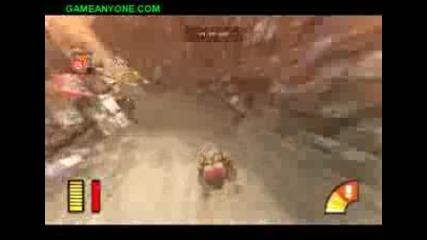 Wall - E Sandstorm Sprint