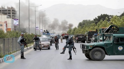 Taliban Suicide Bomber, Gunmen Attack Afghan Parliament