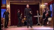 Превод !!! Nedeljko Bajic Baja - Rodjen spreman ( Ami G Show 04.02.2015 )