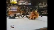 Chuck Palumbo vs. Billy Gunn - Wwf Heat 07.10.2001
