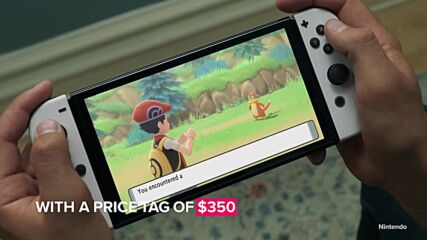 Nintendo presents a new Switch