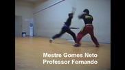 Kung Fu sifu Gomes Neto