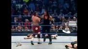 Wwe Undertaker vs Barrack Obama 2011