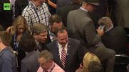 GOP Convention Erupts from Motion to 'Unbind' Delegates