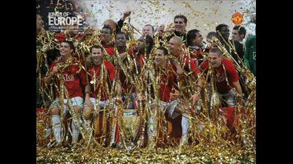 Manchester United - Glory Glory Man Utd