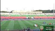 40, 000 Гърла се Дерат за България! България - Ирландия 1 - 1