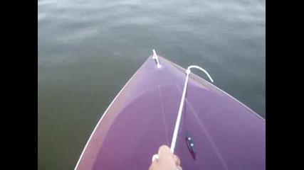 разходка с лодка по река Дунав