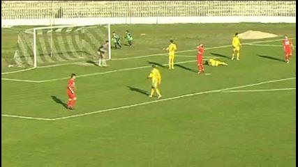 Свиленград 1921 победи като гост Добруджа 1919 със 0 : 2