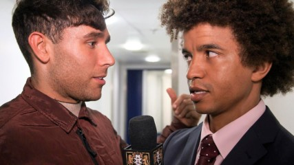 Noam Dar considers Travis Banks a formality: WWE.com Exclusive, Aug. 21, 2019