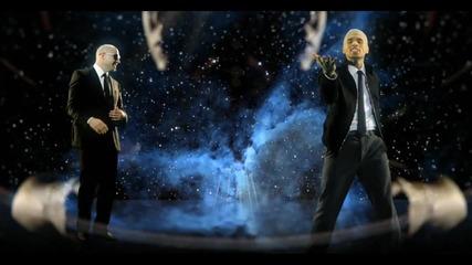 « Превод » Pitbull feat. Chris Brown - International Love ( Официално Видео )