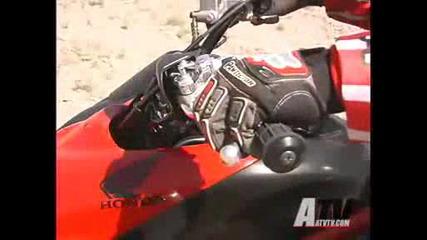 Atvtest - 2008 Honda 700xx