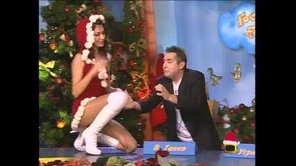 "Яна и Жана - ""christmass song"" Видео Господари на ефира"