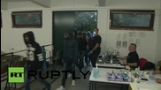 Germany: EU Commissioner for migration visits German refugee centre