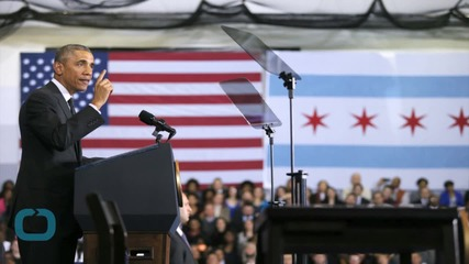 Obama Presidential Library Will Be Built in Chicago
