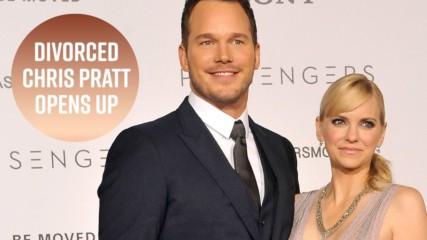Chris Pratt on the big break up: 'Divorce sucks'