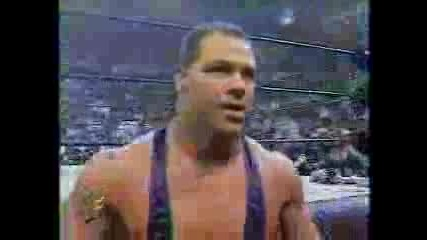 Wwe Summerslam 2001 - Kurt Angle Vs Stone