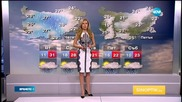 Прогноза за времето (15.06.2015 - централна)