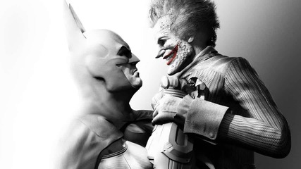 Batman: Arkham City- Boss Fight // Joker