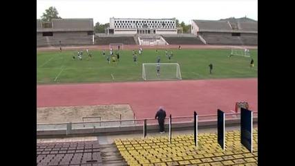 Четири отбора играха футбол на четири врати в уникален арт проект в Пловдив