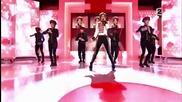 Страхотно изпълнение! Cheryl Cole - Fight For This Love @ Vivement Dimanche с Високо Качество *2010*