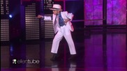 Малко момче с удивителна интерпретация на Michael Jackson!