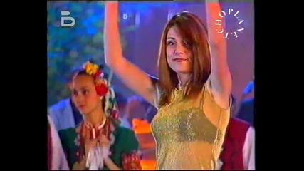 Пирин фолк Благоевград 2002 - Бойка Дангова - Лек от времето(live) - By Planetcho