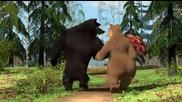 Маша И Медведь - Весна Пришла