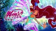 Winx Club Season 5: Sirenix Theme Song! [italian]