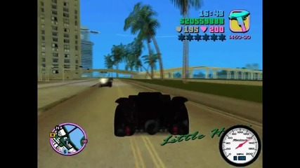 Gta Vice City Batmobile