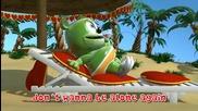 It's A Great Summer - Gummibar The Gummy Bear Song / Lyric Video /