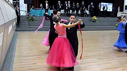 Спортни танци - Купа България, Русе 2019/8