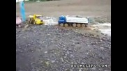 Камион За Късал в Калта