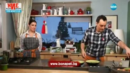 Пролетна бобена супа - Бон Апети (07.03.2017)