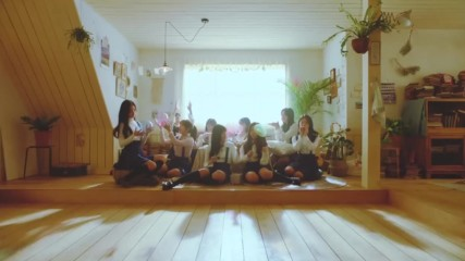 [превод] fromis_9 - Glass Shoes