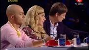 Феноменален танц, журито остана без думи! Украйна търси талант!