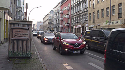 Germany: Diesel emissions ban enacted on street in Berlin