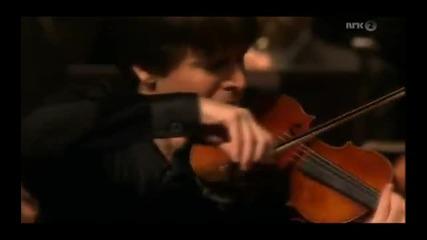 Joshua Bell - Sibelius Violin Concerto I Allegro moderato - 1_2