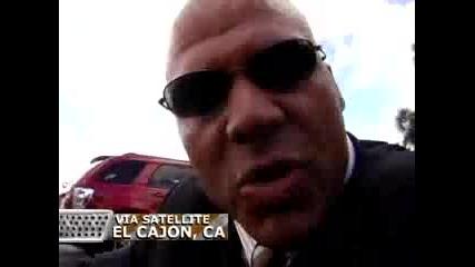Tna - Kurt Angle Stalks Stings Son