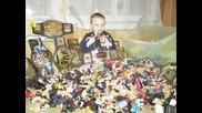 Момчето С Най - Много Титли И Играчки На Wwe
