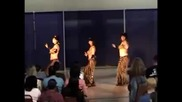 Belly dance - Walk Like an Egyptian dance